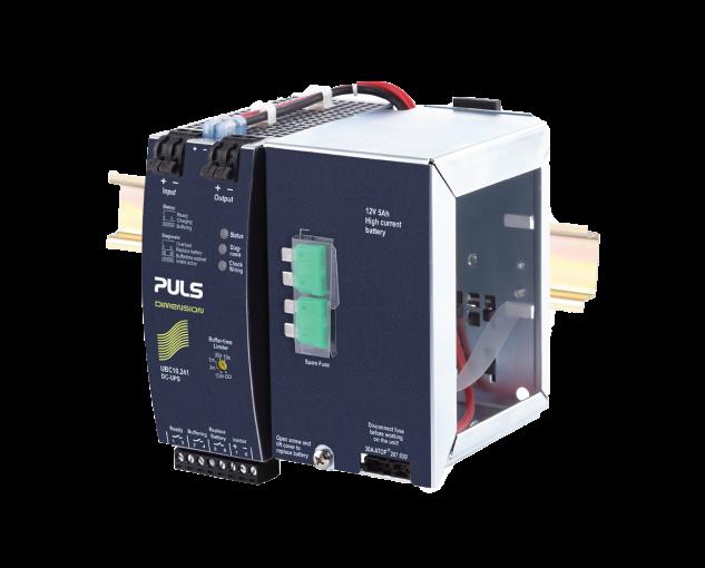 Bộ lưu điện Puls DC-UPS với Pin DIMENSION